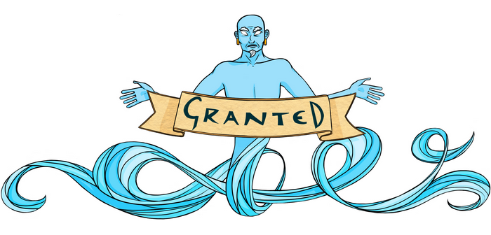 Webcomic Review: Granted by charmingly antiquated ontumblr