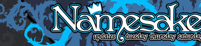 Webcomic Review: Namesake by Megan Lavey-Heaton and IsabelleMelançon
